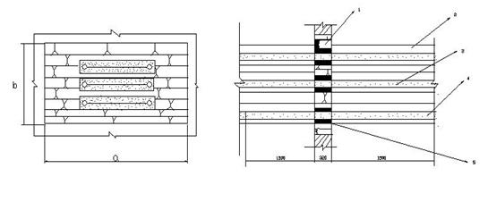 钢桥架3.防火涂料4.电缆5.有机堵料